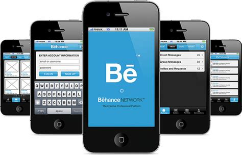 design app for iphone iphone ipod application design vs web design