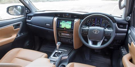 interior new fortuner 2018 2018 toyota fortuner pricing and specs photos