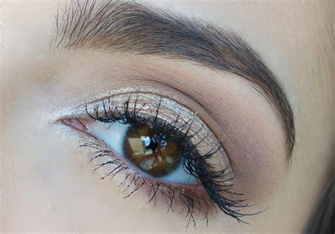 imagenes de ojos maquillados sencillos como maquillar ojos para principiantes anna sarelly