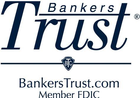 bankers trust bankers trust logo