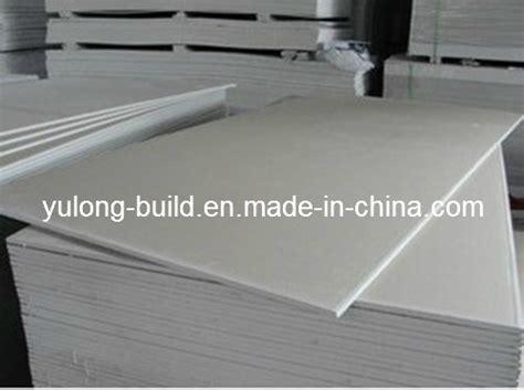 Rhino Board Drywall by China Drywall Rhino Board Plaster Board For South Africa