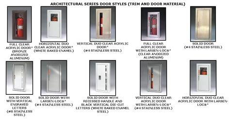 larsen fire extinguisher cabinets larsen s 2409r1 sd architectural series fire extinguisher
