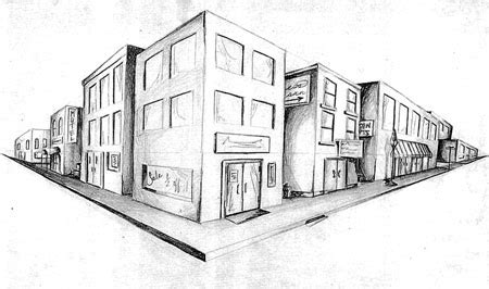 sketchup layout nedir draw a city block in 2 point perspective art lesson