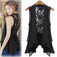 Blouse Lace Black Blue Green Atasan Renda Size S Xl 1000 images about s vest on s