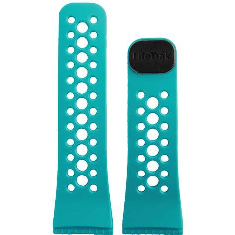 sweet comfort band lifetrak comfortfit band sweet water blue ltkss045 b h photo