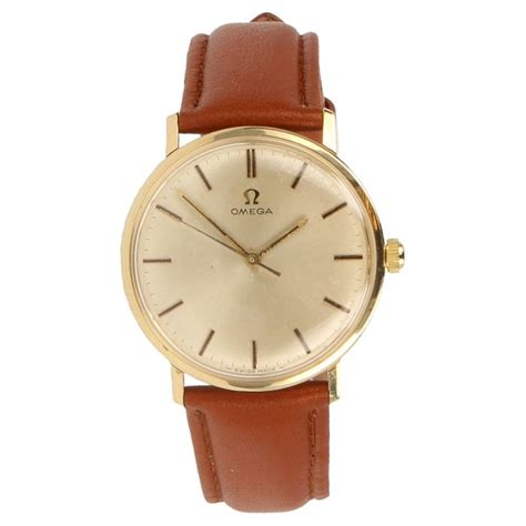 montre bracelet omega pour homme catawiki