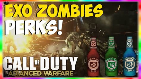 exo zombies perks exo zombies new quot all exo zombies perks quot explained quot medic