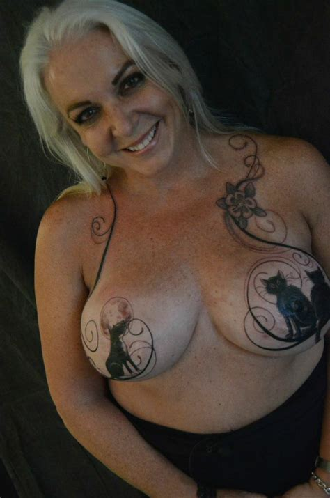 tattoo nipple breast reconstruction 13 photos reveal the beautiful way breast cancer survivors
