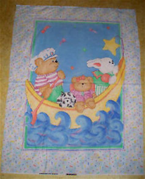 Baby Boat Princess princess fabrics baby cheater quilt panel animals boat ebay