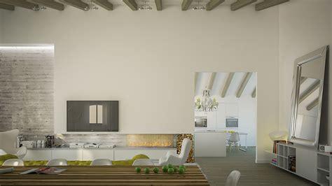 rendering soggiorno immagini 3d per interni
