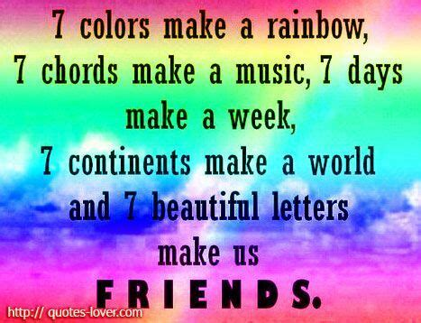 rainbow quotes good life amino amino