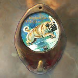 pug trophy yankee pug club specialty 2003 past trophy project by works studio