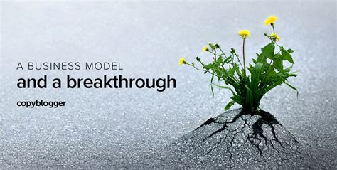 business breakthrough my favorite business model for a breakthrough digital
