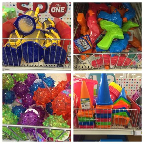 light up bouncy target items for summer in the target dollar spot all