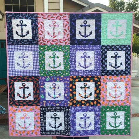Make A Baby Quilt In A Day by Anchor Baby Quilt A Sewing Diy You Can Make In A Day