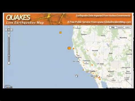 earthquake just now 5 1 mag earthquake just hit northern california july 20