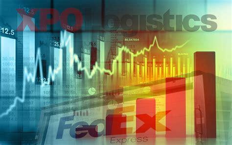 xpo logistics stock  soar problems  fedex supply