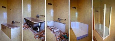 trasformazione vasca in doccia costi sostituzione vasca con cabina box doccia su misura a