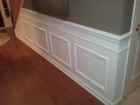 Materials Needed For Wainscoting Diy Wainscoting Do It Yourself Wall Decor And The Wall