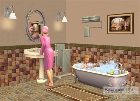 the sims 2 kitchen and bath interior design the sims 2 kitchen and bath interior design stuff скачать