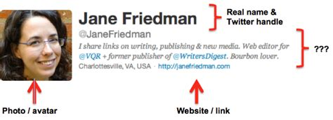 biography exles for twitter build a better author bio for twitter jane friedman