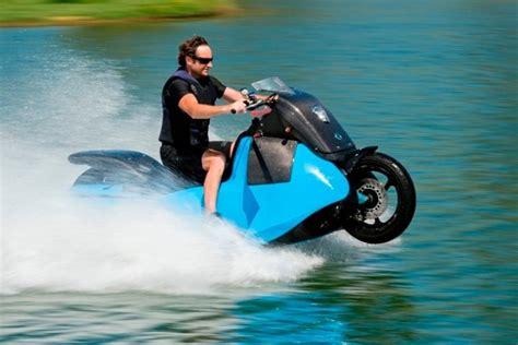 waterscooter besturen de biski motorscooter en waterscooter in 1 bikerbook