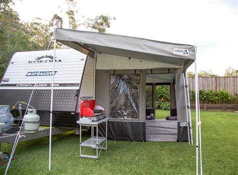 rolling awning roll out awning porch for sale australia wide annexes