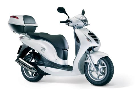 125 Motorrad Roller by Honda Koffer Roller Modellnews