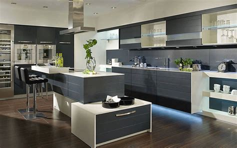 luxury modern kitchens color schemes idea 4 home decor 50 gambar kitchen set model minimalis dan klasik kitchen