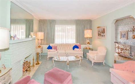 Floor Plans Ranch toronto home is a 1960s decorating time capsule