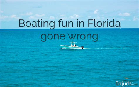 texas boating license laws boating maritime accidents in florida