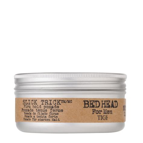bed head pomade bed head for men by tigi slick trick firm hold pomade