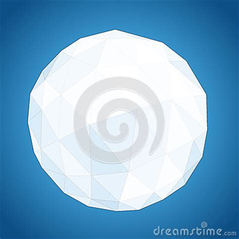 Paper Sphere Origami - abstract geometric paper origami sphere royalty free stock