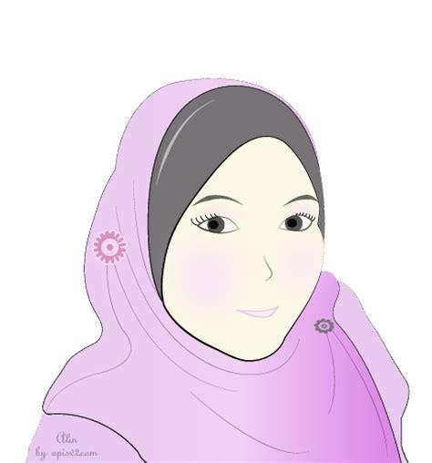 free doodle muslimah doodle muslimah untuk cik alin apis