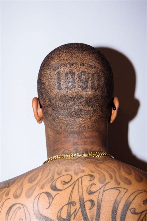 yg shares the stories behind his most treasured tattoos