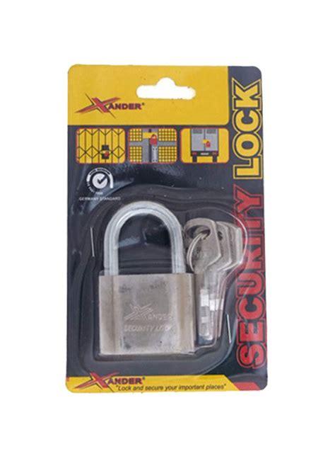 Gembok 50mm Pendek xander gembok pendek pcs 50mm klikindomaret