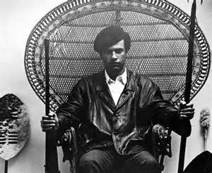Huey Newton Chair by Official Black Panther Historical Tour Get On The