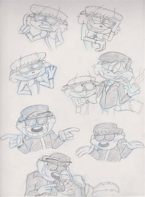 J Harold Bailey Sketches by Bailey And Jason Sketch Dump By Irishbecky On Deviantart