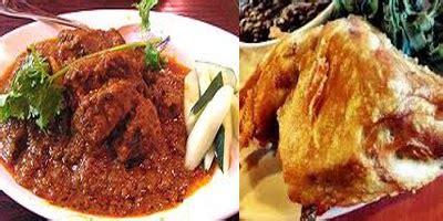 Bumbu Rendang Padang Nikma Cita Rasa Khas Padang daftar masakan padang yang wajib dijajal 1 county food