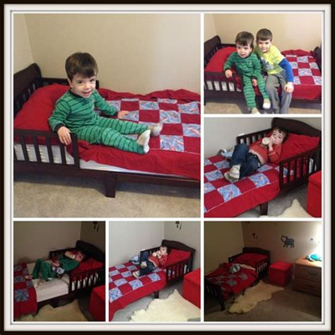 1 year old bed a bed for a boy crib to toddler bed transition