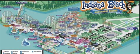 indiana resort map new owners celebrate 90th anniversary of indiana