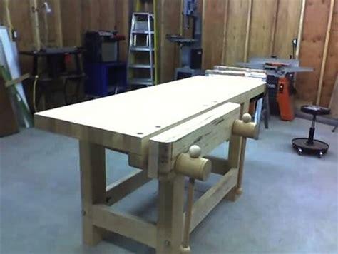 holtzapffel bench my holtzapffel workbench by kckevin lumberjocks com