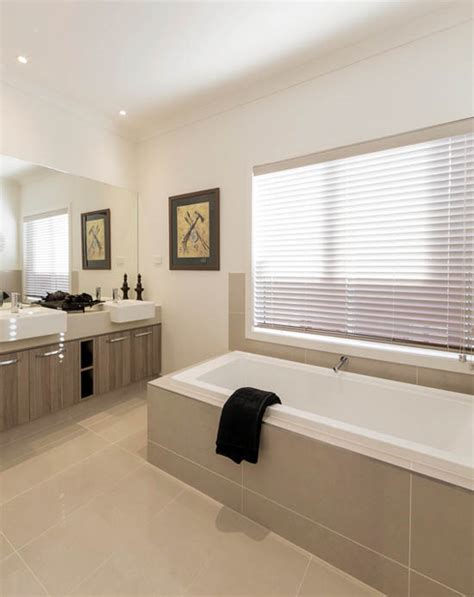 display home bathroom master builders association of victoria regional best volume builder display home