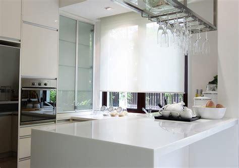 cortinas estores modernos claves para elegir cortinas de cocina modernas