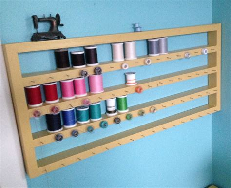 Diy Rack by The Oxford Family Diy Thread Rack Tutorial