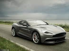 Aston Martin Uk Price List Aston Martin Launch The New 183mph Supercar The Vanquish