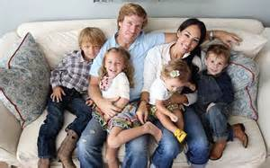Joanna gaines and husband chip gaines married life children and