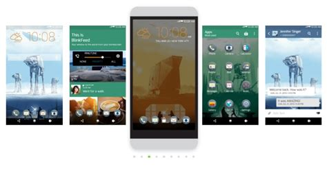 htc themes star wars epic star wars themes to download on your htc phone htc