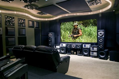Design Home Audio Video System | surround sound systems speakers design for modern living