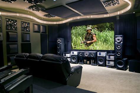 custom home theater audio video surround sound hdtv